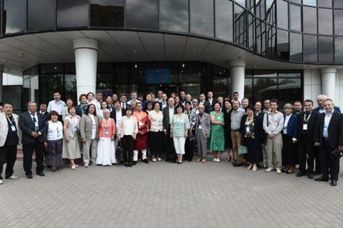 Конференция в Астане