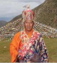 Тибетский сказитель