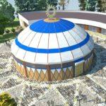 Храм Тенгри